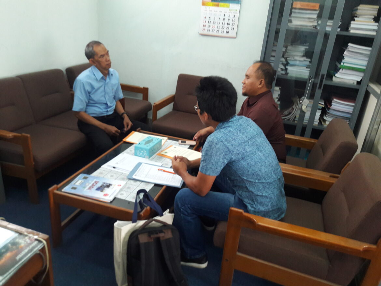 Survey Kepuasan dari Universitas Mulawarman Samarinda