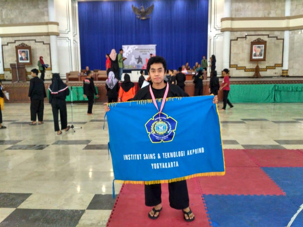 Pathul Gani dan Nurul Huda Maulani, raih Perunggu POMDA DIY 2018
