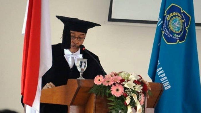 Pidato Pengukuhan Guru Besar IST AKPRIND