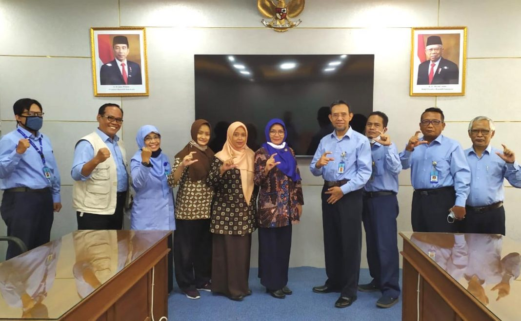 Kunjungan Kepsek dan Guru SMK 6 Yogyakarta