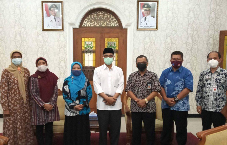 IST AKPRIND Jajaki Kerjasama dengan Pemkab Temanggung
