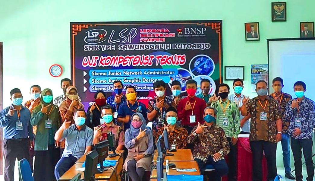 LSP Informatika IST AKPRIND Selenggarakan Uji Kompetensi  di Jawa Tengah
