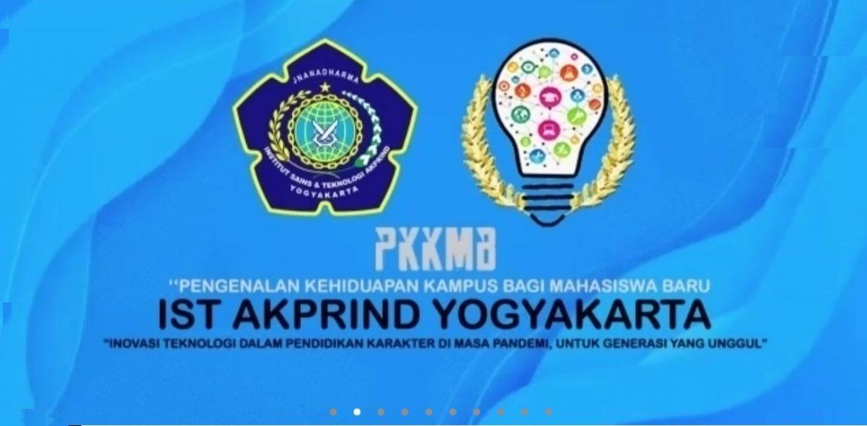 PKKMB IST AKPRIND, 6-8 September 2021